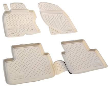 Комплект ковриков в салон автомобиля для Cadillac, Chevrolet Norplast (NPL-Po-10-31)