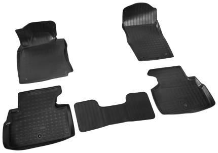 Комплект ковриков в салон автомобиля для Infiniti Norplast (NPA11-C33-730)