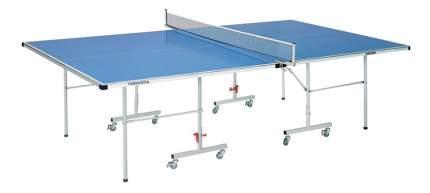 Теннисный стол DFC Tornado синий, с сеткой