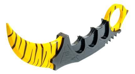 Керамбит MASKBRO Зуб тигра, из дерева