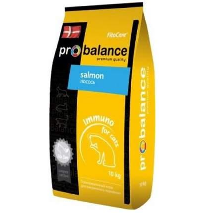 Сухой корм для кошек ProBalance Immuno Protection, для иммунитета, 10кг