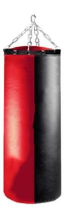 Боксерский мешок Премиум РК 15 кг черно-красный