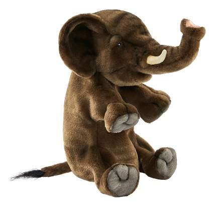 Мягкая игрушка Hansa Слон Игрушка на руку 24 см 4040
