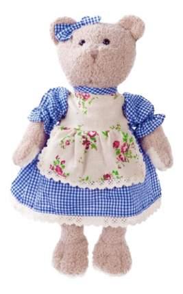 Мягкая игрушка Angel Collection Мишка машенька 23 см в голубом 681398
