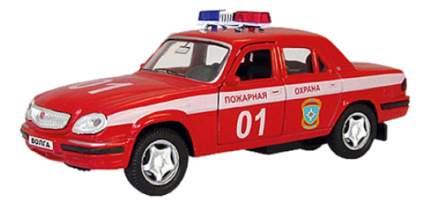 Коллекционная модель Autotime ГАЗ 31105 Волга Пожарная охрана 1:43