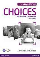 Choices Russia Intermediate Workbook & Audio CD Pack
