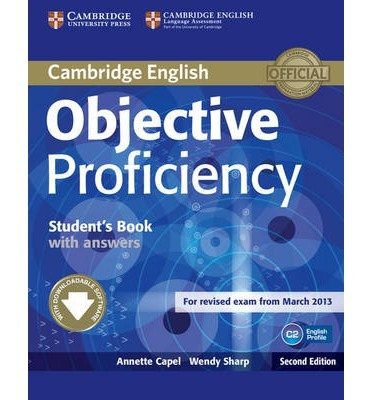 Objective Prof 2Ed SB +ans +Downloadable Software