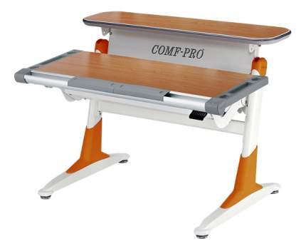Парта детская Comf-Pro Бук оранжевые вставки TH-333 BG/Y