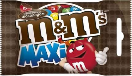 Драже  M&M's  maxi с молочным шоколадом 70 г
