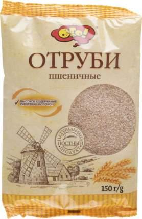 Отруби пшеничные Ого! 150 г