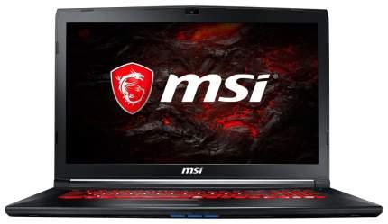 Ноутбук игровой MSI GL72M 7RDX-1484XRU 9S7-1799E5-1484