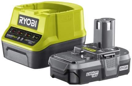 Комплект аккумуляторная батарея и зарядное устройство Ryobi ONE+ RC18120-113