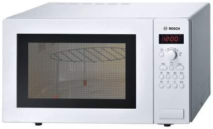 Микроволновая печь с грилем Bosch HMT84G421 white