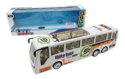 Автобус инерционный city bus Shenzhen toys В61653