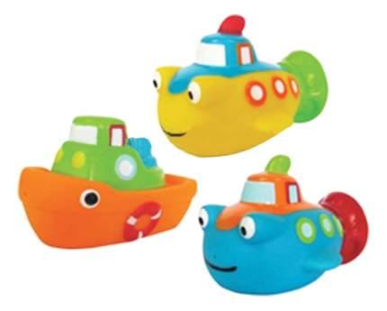 Набор игрушек для купания Морской бой Пома 13319