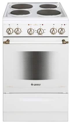 Электрическая плита GEFEST ЭПНД 5140-01 0121 White
