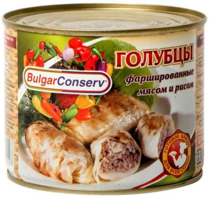 Голубцы фаршированные BulgarConserv с мясом и рисом 540 г