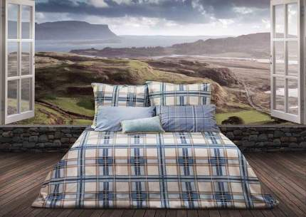 Комплект постельного белья Sova&Javoronok путешествие на крыльях сна полутораспальный