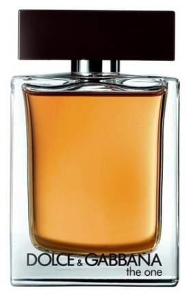 Туалетная вода (Eau de Toilette) Dolce&Gabbana The One For Men EDT, 100 мл