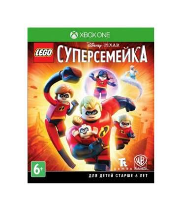 Игра LEGO The Incredibles для Xbox One
