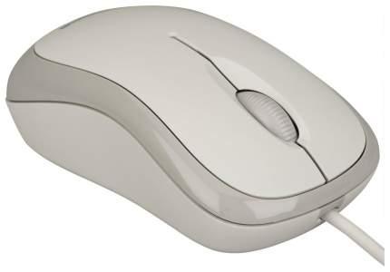 Проводная мышка Microsoft L2 Basic Optical White/Grey (P58-00060)