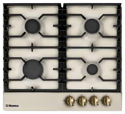 Встраиваемая варочная панель газовая Hansa BHGY61079 Beige