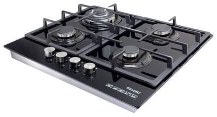 Встраиваемая варочная панель газовая Ginzzu HCG-469 Black