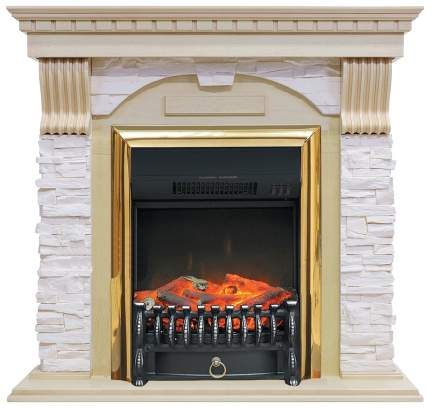 Электрокамин Royal Flame Dublin, слоновая кость