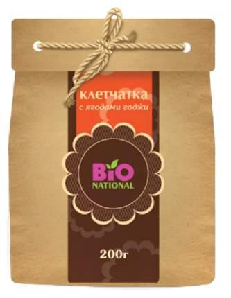 Клетчатка Bio National для печени в эко-упаковке 200 г