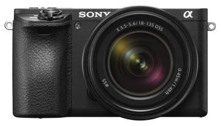 Фотоаппарат системный Sony Alpha 18-135 Black