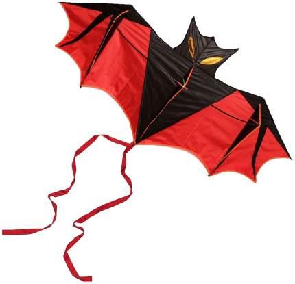Змей воздушный BRADEX ЛЕТУЧАЯ МЫШЬ красный