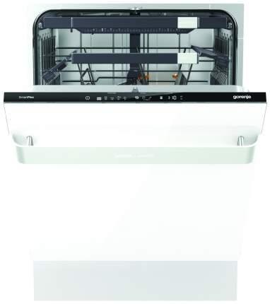 Встраиваемая посудомоечная машина 60 см Gorenje GV60ORAW