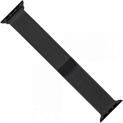 Ремешок для смарт-часов MILANO для Apple Watch series 2/3/4 42mm Black