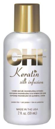 Масло для волос CHI Keratin Silk Infusion 177 мл
