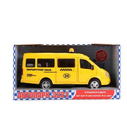 Машинка инерционная микроавтобус Play Smart A071-H11023