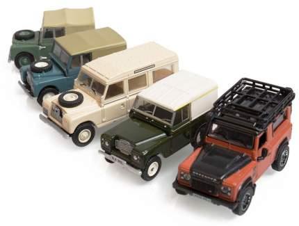Коллекционная модель Land Rover LDLC036MXZ