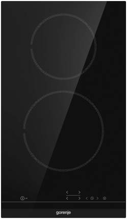 Встраиваемая варочная панель электрическая Gorenje ECT 321 BCSC Black