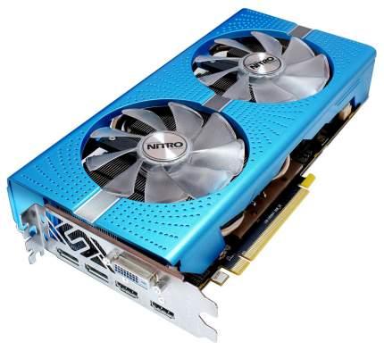Видеокарта SAPPHIRE Technology Nitro+ Radeon RX 580 (299-BE366-201SA)