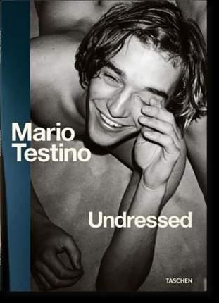 Книга Mario Testino: Undressed