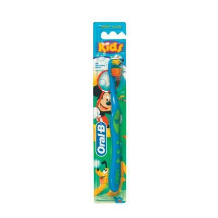 Зубная щетка Oral-B Kids мягкая от 2 лет, в ассортименте