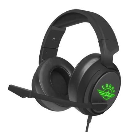 Игровая гарнитура Oklick Cobra HS-L950G Black