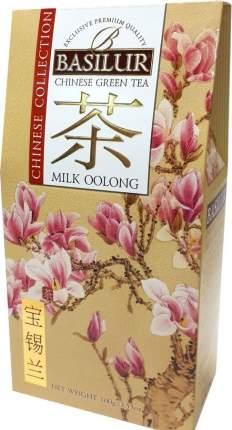 Чай зеленый Basilur white magic молочный улун 100 г