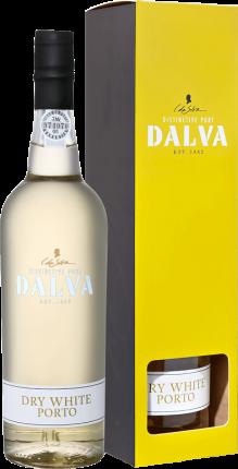 Dalva Porto dry white C. Da Silva (gift box)