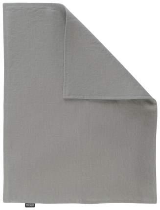 Двухсторонняя салфетка под приборы из умягченного льна серого цвета Essential 35х45