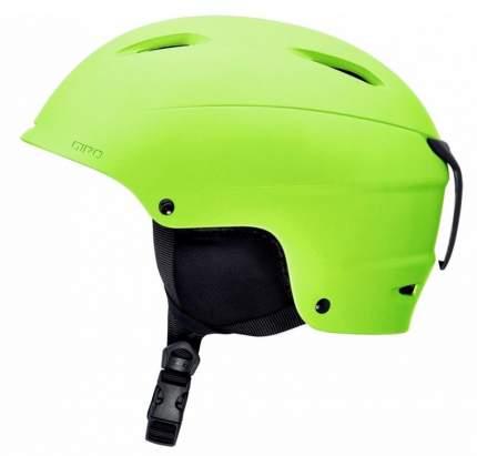 Горнолыжный шлем мужской Giro Bevel 2019, светло-желтый, M