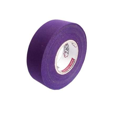 Хоккейная лента ES ES175143 фиолетовая, 24 мм