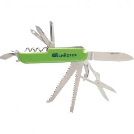 Нож многофункциональный СИБРТЕХ 17626 15 функций