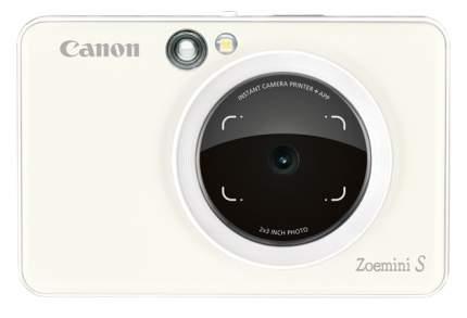 Фотоаппарат моментальной печати Canon Zoemini S Pearl White