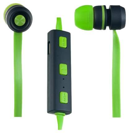 Наушники беспроводные Perfeo Sound Strip Green