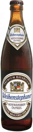 Пиво Weihenstephan Hefeweissbier Dunkel 0.5 л